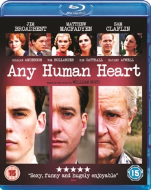 Any Human Heart, Blu-ray  BluRay