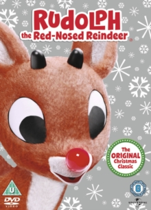 Rudolph the Red-nosed Reindeer, DVD  DVD