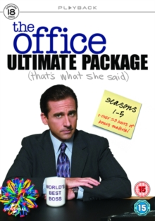 The Office - An American Workplace: Seasons 1-5, DVD DVD