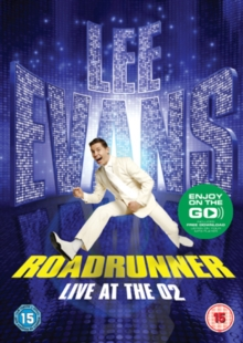Lee Evans: Roadrunner - Live at the O2, DVD  DVD