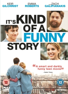 It's Kind of a Funny Story, DVD  DVD