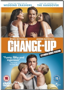 The Change-up, DVD DVD