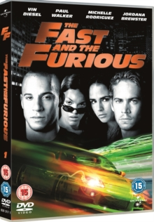 The Fast and the Furious, DVD DVD