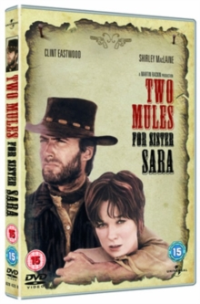 Two Mules for Sister Sara, DVD  DVD