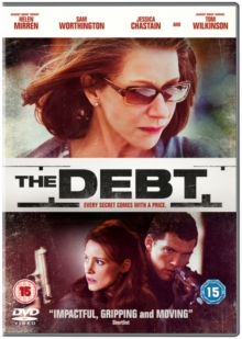 The Debt, DVD DVD