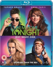 Take Me Home Tonight, Blu-ray  BluRay