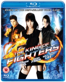 The King of Fighters, Blu-ray BluRay