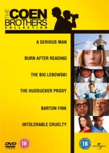 The Coen Brothers Collection, DVD DVD
