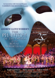 The Phantom of the Opera at the Albert Hall - 25th Anniversary, DVD DVD