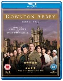 Downton Abbey: Series 2, Blu-ray  BluRay