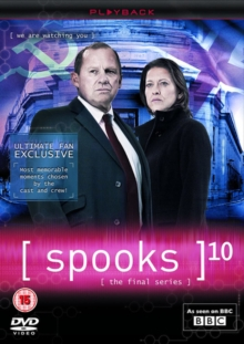 Spooks: The Complete Season 10, DVD  DVD