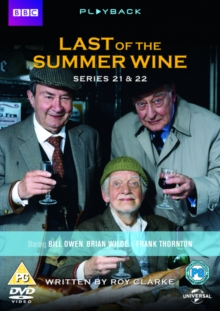 Last of the Summer Wine: The Complete Series 21 and 22, DVD  DVD