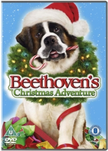 Beethoven's Christmas Adventure, DVD  DVD