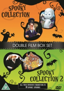 Spooky Collection: Volumes 1 and 2, DVD  DVD