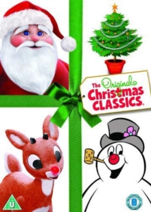 Santa Claus Is Comin' to Town/Rudolph the Red Nose Reindeer/..., DVD  DVD