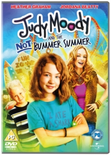 Judy Moody and the Not Bummer Summer, DVD  DVD
