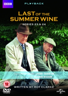Last of the Summer Wine: The Complete Series 23 and 24, DVD  DVD