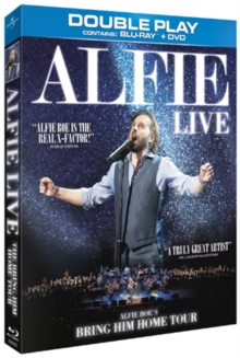 Alfie Boe: The Bring Him Home Tour, Blu-ray  BluRay