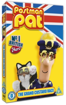 Postman Pat: The Grand Custard Race, DVD  DVD