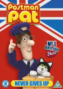 Postman Pat: Never Gives Up, DVD  DVD