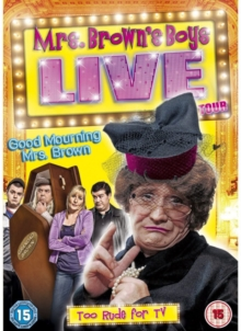 Mrs Brown's Boys: Good Mourning Mrs Brown - Live Tour, DVD  DVD