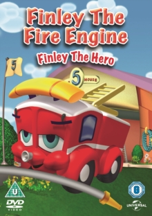 Finley the Fire Engine: Finley the Hero, DVD  DVD