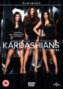 Keeping Up With the Kardashians: Season 5, DVD  DVD