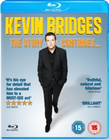 Kevin Bridges: The Story Continues, Blu-ray  BluRay
