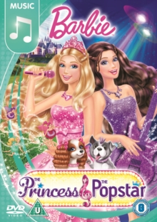 Barbie: The Princess and the Popstar, DVD  DVD