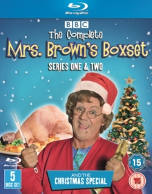 Mrs Brown's Boys: Complete Series 1 and 2/Christmas Special, Blu-ray  BluRay