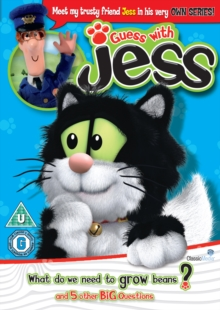 Guess With Jess: What Do We Need to Grow Beans?, DVD  DVD