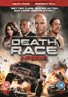 Death Race: Inferno, DVD  DVD
