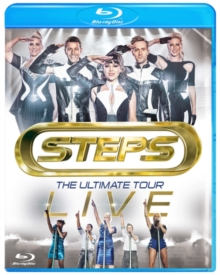 Steps: The Ultimate Tour - Live, Blu-ray  BluRay