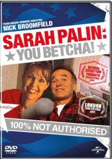 Sarah Palin: You Betcha!, DVD  DVD