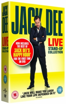 Jack Dee: Live - Stand Up Collection 2012, DVD  DVD