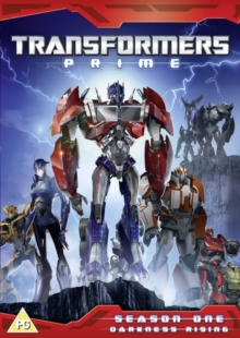 Transformers - Prime: Season One - Darkness Rising, DVD  DVD