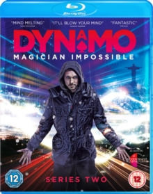 Dynamo - Magician Impossible: Series 2, Blu-ray  BluRay