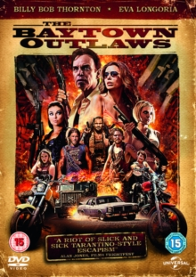 The Baytown Outlaws, DVD DVD