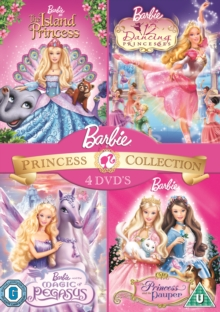 Barbie: Princess Collection 2012, DVD  DVD