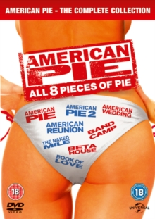 American Pie: All 8 Pieces of Pie, DVD  DVD