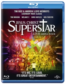 Jesus Christ Superstar - Live Arena Tour 2012, Blu-ray  BluRay