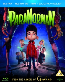 ParaNorman, Blu-ray  BluRay