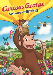 Curious George: Swings Into Spring, DVD  DVD