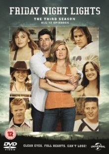 Friday Night Lights: Series 3, DVD  DVD