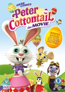 Here Comes Peter Cottontail: The Movie, DVD  DVD