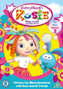 Everything's Rosie: Bubble Trouble and Other Stories, DVD  DVD