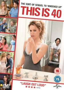 This Is 40, DVD  DVD