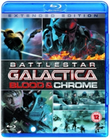 Battlestar Galactica: Blood and Chrome (Extended Edition), Blu-ray  BluRay