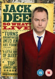 Jack Dee: So What? Live, DVD  DVD