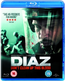 Diaz - Don't Clean Up This Blood, Blu-ray  BluRay